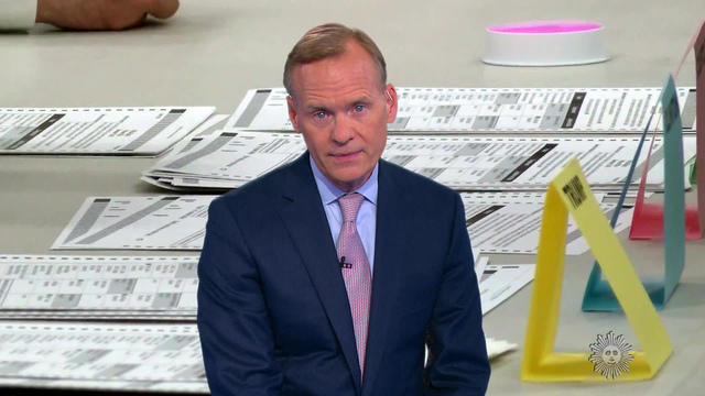 John Dickerson on weathering Election Day stress
