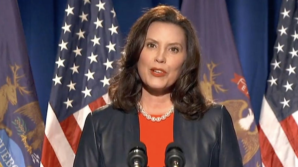 """Michigan Governor Gretchen Whitmer on """"The Takeout"""" — 10/30/20"""